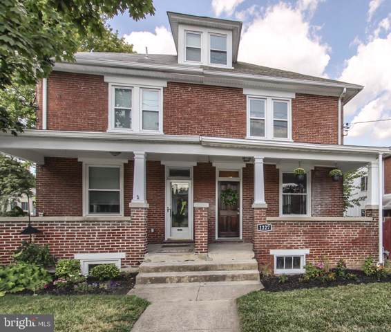 1227 Bridge Street, NEW CUMBERLAND, PA 17070 (#PACB116182) :: Liz Hamberger Real Estate Team of KW Keystone Realty