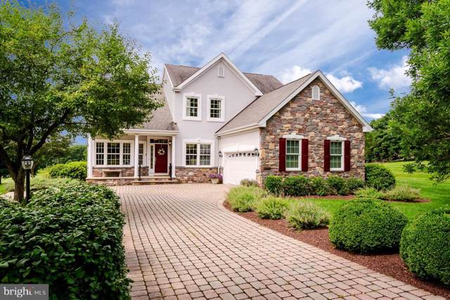 14 Flanders Valley, SKILLMAN, NJ 08558 (#NJSO112110) :: John Smith Real Estate Group