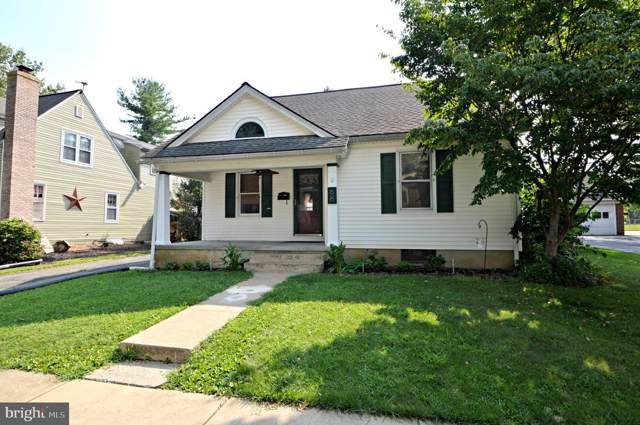 66 S Linden Street, MANHEIM, PA 17545 (#PALA137798) :: John Smith Real Estate Group
