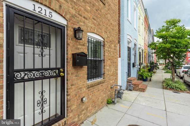1215 Wylie Street NE, WASHINGTON, DC 20002 (#DCDC437550) :: John Smith Real Estate Group