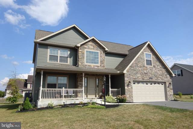 256 Helens Drive, GREENCASTLE, PA 17225 (#PAFL167544) :: The Heather Neidlinger Team With Berkshire Hathaway HomeServices Homesale Realty