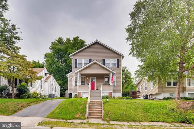 918 Overbrook Road, IDLEWYLDE, MD 21239 (#MDBC467784) :: ExecuHome Realty