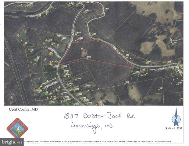 1837 Doctor Jack Road, CONOWINGO, MD 21918 (#MDCC165518) :: Blackwell Real Estate