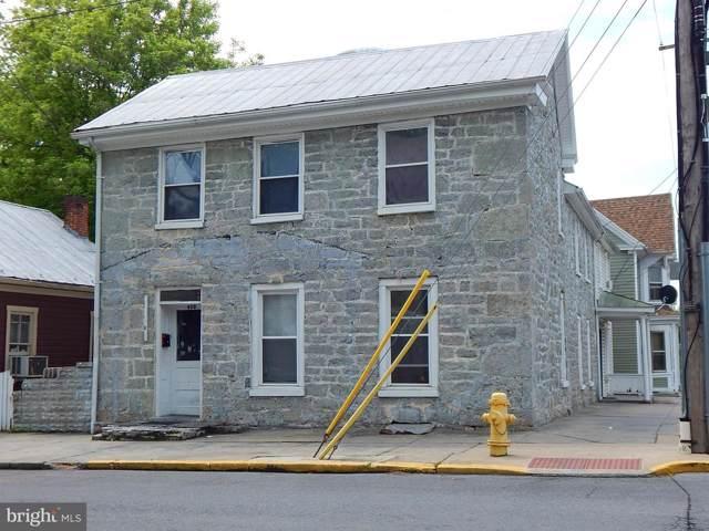 423 West John St, MARTINSBURG, WV 25401 (#WVBE170176) :: The Daniel Register Group