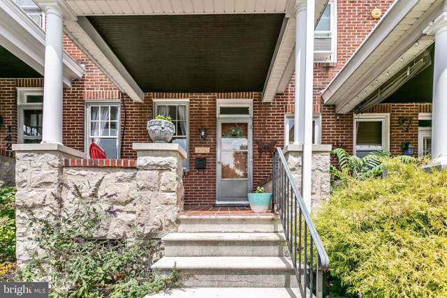 1418 W Old Cold Spring Lane, BALTIMORE, MD 21211 (#MDBA479092) :: CENTURY 21 Core Partners