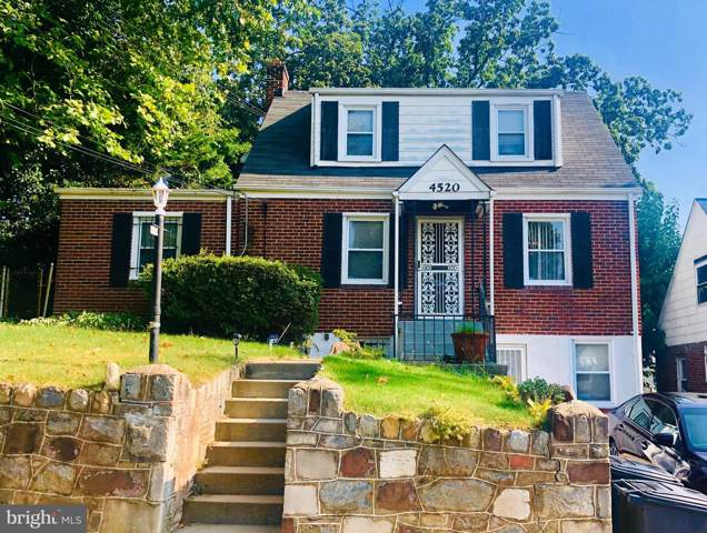4520 Pinkard Place, CAPITOL HEIGHTS, MD 20743 (#MDPG538690) :: The Miller Team