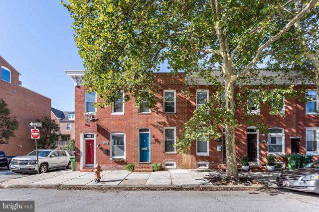 2327 Essex Street, BALTIMORE, MD 21224 (#MDBA479114) :: Kathy Stone Team of Keller Williams Legacy