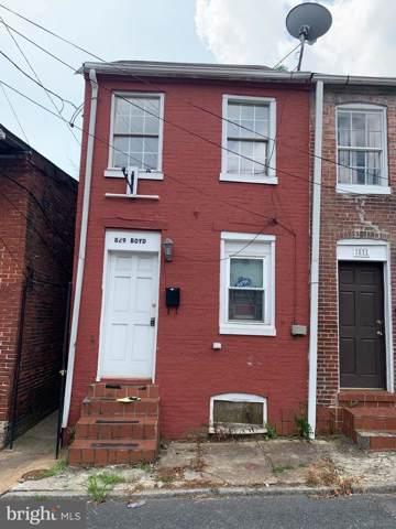 829 Boyd Street, BALTIMORE, MD 21201 (#MDBA479116) :: Radiant Home Group