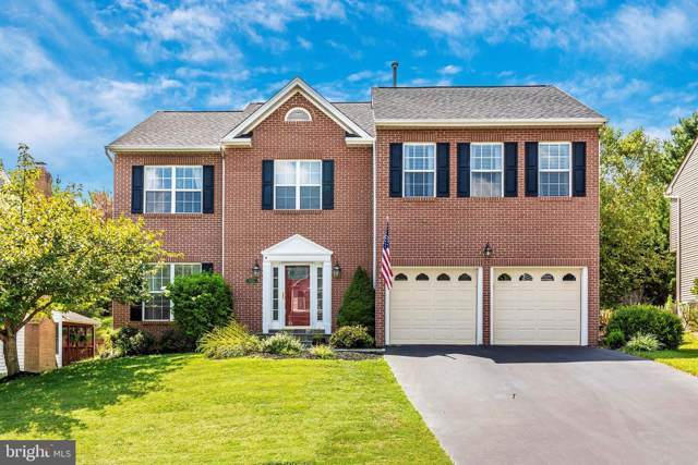 6304 Knollwood Drive, FREDERICK, MD 21701 (#MDFR251318) :: Jim Bass Group of Real Estate Teams, LLC