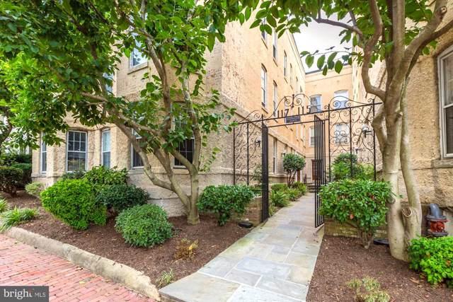 117 E Street SE #102, WASHINGTON, DC 20003 (#DCDC437648) :: Great Falls Great Homes