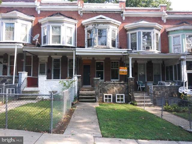 2740 Mosher Street, BALTIMORE, MD 21216 (#MDBA479146) :: Radiant Home Group