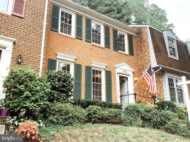 6876 Lafayette Park Drive, ANNANDALE, VA 22003 (#VAFX1082002) :: Homes to Heart Group
