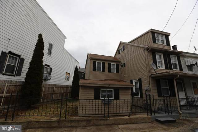 307 N Turnpike Street, MOUNT CARMEL, PA 17851 (#PANU100930) :: The Heather Neidlinger Team With Berkshire Hathaway HomeServices Homesale Realty
