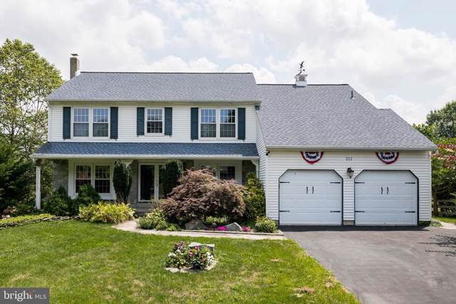 212 Woodward Drive, EXTON, PA 19341 (#PACT486016) :: Keller Williams Realty - Matt Fetick Team