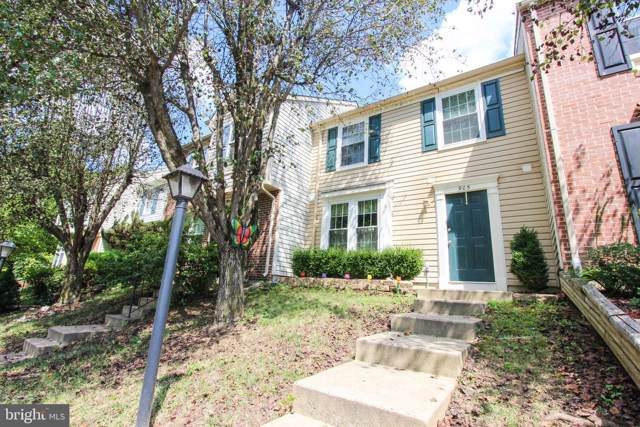 905 Highpointe Boulevard, STAFFORD, VA 22554 (#VAST213930) :: RE/MAX Cornerstone Realty