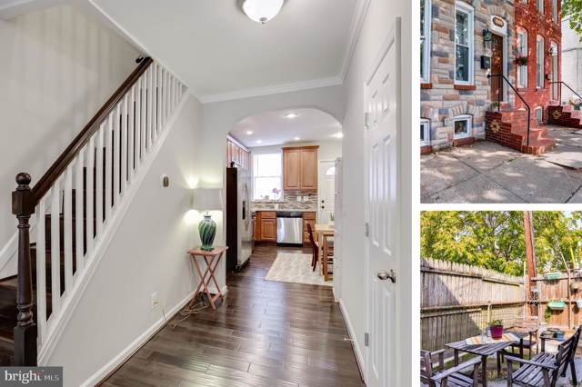 1120 Cleveland Street, BALTIMORE, MD 21230 (#MDBA479166) :: Network Realty Group