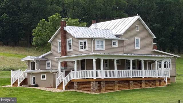 7621 John Brock Road, LINVILLE, VA 22834 (#VARO100896) :: Tessier Real Estate