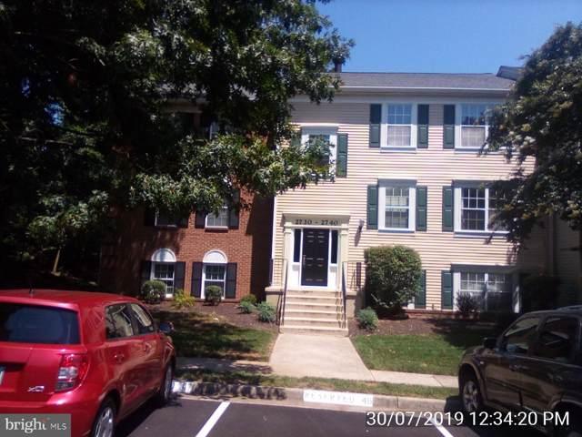 2734 Bordeaux Place 25B3, WOODBRIDGE, VA 22192 (#VAPW475886) :: The Licata Group/Keller Williams Realty