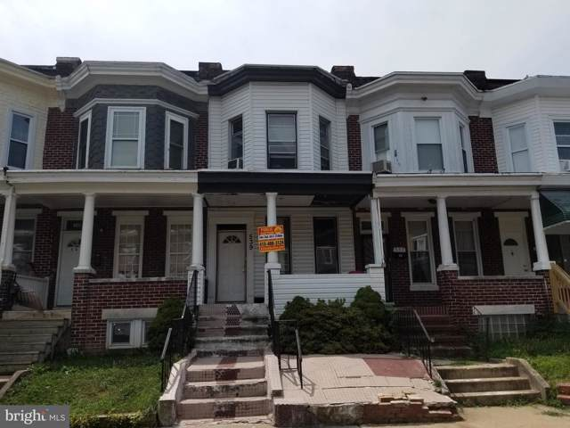 539 E 38TH Street, BALTIMORE, MD 21218 (#MDBA479196) :: Advance Realty Bel Air, Inc