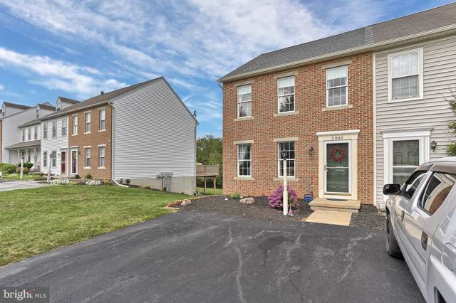 2845 Woodmont Drive, YORK, PA 17404 (#PAYK122626) :: The Heather Neidlinger Team With Berkshire Hathaway HomeServices Homesale Realty