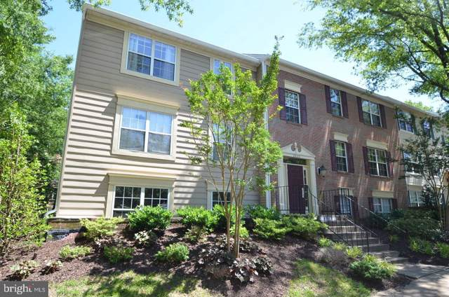 3803 Green Ridge Court #101, FAIRFAX, VA 22033 (#VAFX1082170) :: RE/MAX Cornerstone Realty