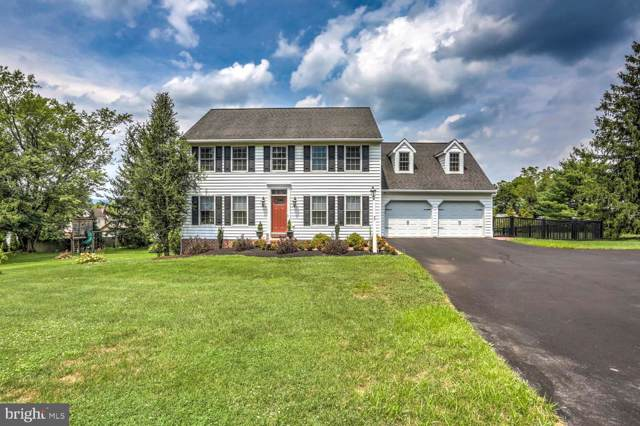45 Clearview Drive, REINHOLDS, PA 17569 (#PALA137902) :: Liz Hamberger Real Estate Team of KW Keystone Realty