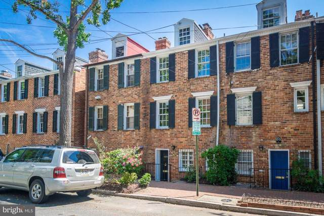 1335 27TH Street NW, WASHINGTON, DC 20007 (#DCDC437742) :: Homes to Heart Group