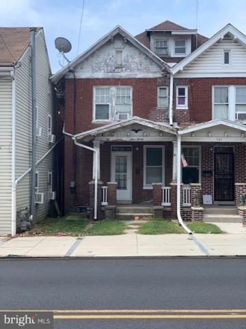 420 Carlisle Street, HANOVER, PA 17331 (#PAYK122640) :: Flinchbaugh & Associates