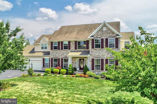 1261 Falls Grove Lane, YORK, PA 17404 (#PAYK122644) :: The Heather Neidlinger Team With Berkshire Hathaway HomeServices Homesale Realty