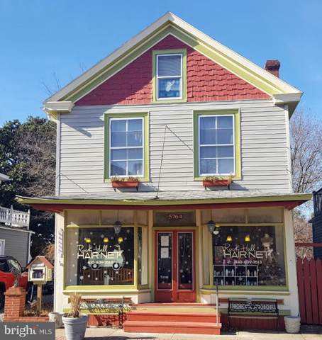 5764 N Main Street, ROCK HALL, MD 21661 (#MDKE115536) :: Blackwell Real Estate