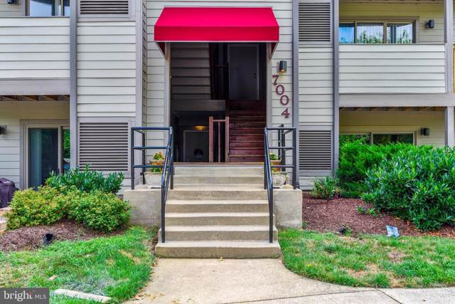 7004 Channel Village Court T-1, ANNAPOLIS, MD 21403 (#MDAA409358) :: Keller Williams Pat Hiban Real Estate Group