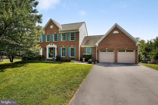 6 Hillard Court, POOLESVILLE, MD 20837 (#MDMC673286) :: Radiant Home Group