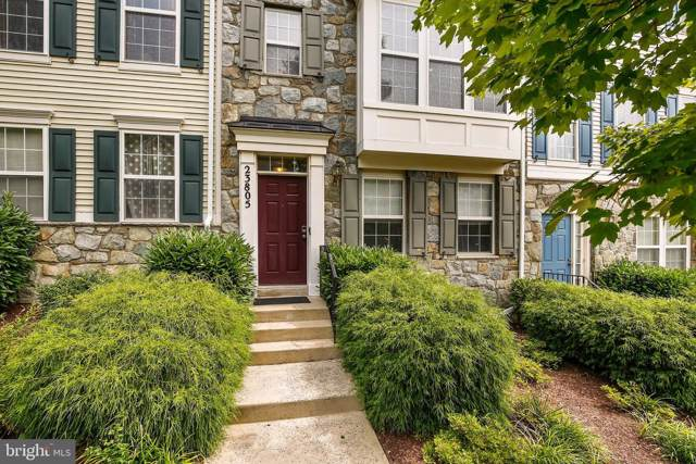 23805 Branchbrier Way, CLARKSBURG, MD 20871 (#MDMC673302) :: Homes to Heart Group