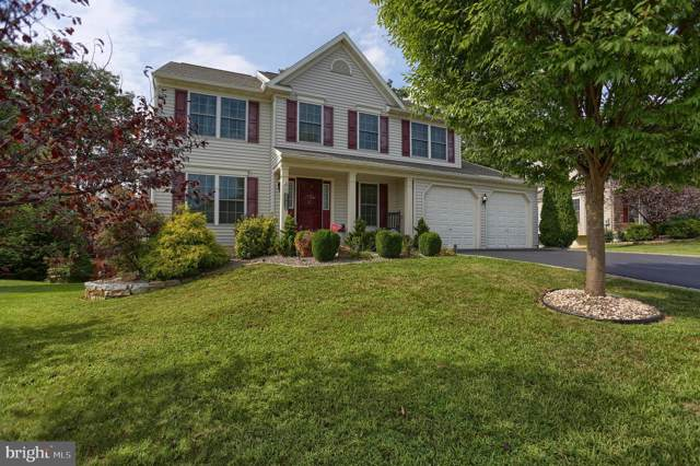 27 Wildflower Circle, LEBANON, PA 17046 (#PALN108388) :: ExecuHome Realty