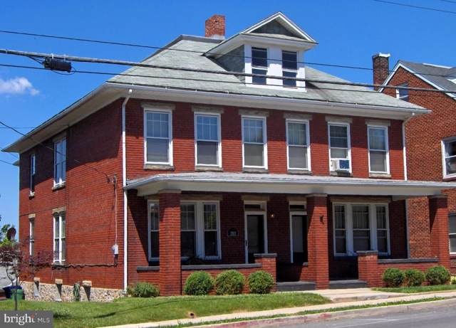 291 / 293 Frederick Street, HAGERSTOWN, MD 21740 (#MDWA167016) :: Keller Williams Pat Hiban Real Estate Group