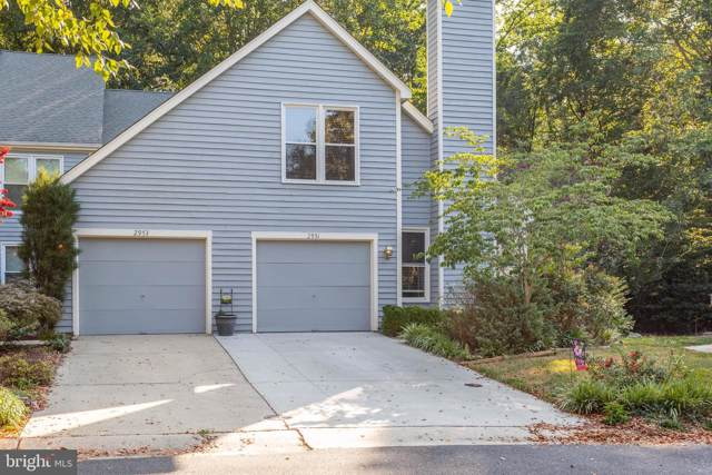 2951 Winters Chase Way, ANNAPOLIS, MD 21401 (#MDAA409366) :: AJ Team Realty