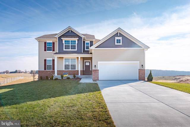 728 Scarlet Sky Drive, WESTMINSTER, MD 21157 (#MDCR190898) :: Network Realty Group