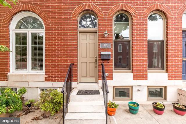 112 W Fort Avenue, BALTIMORE, MD 21230 (#MDBA479276) :: The Speicher Group of Long & Foster Real Estate