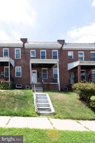 3509 Lyndale Avenue, BALTIMORE, MD 21213 (#MDBA479288) :: Network Realty Group