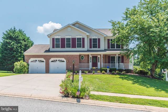 1117 Sunset Drive, BEL AIR, MD 21014 (#MDHR237120) :: Tessier Real Estate