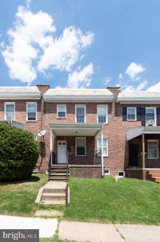 3552 Lyndale Avenue, BALTIMORE, MD 21213 (#MDBA479294) :: Network Realty Group