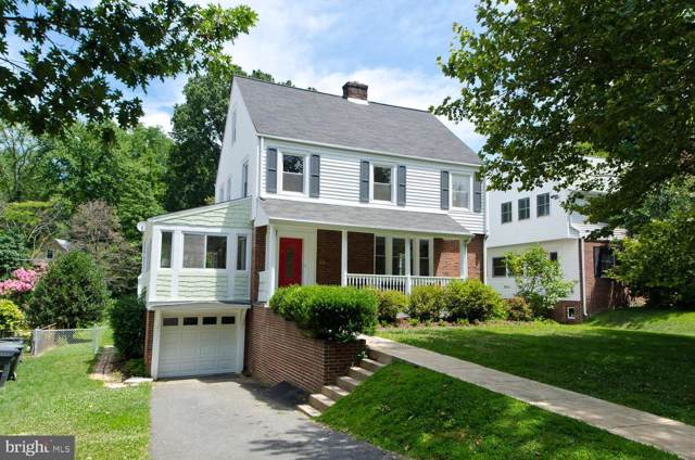 1003 Hillwood Avenue, FALLS CHURCH, VA 22042 (#VAFA110608) :: RE/MAX Cornerstone Realty