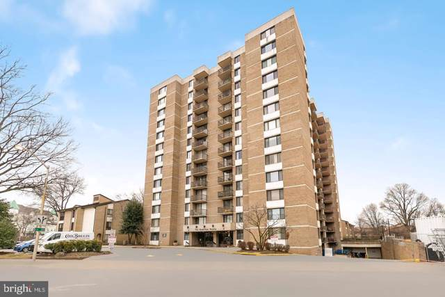 4 Monroe Street #1310, ROCKVILLE, MD 20850 (#MDMC673358) :: Jim Bass Group of Real Estate Teams, LLC