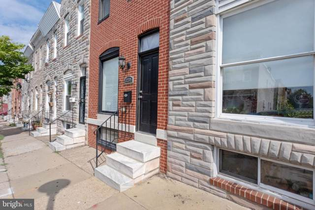 3230 E Lombard Street, BALTIMORE, MD 21224 (#MDBA479304) :: SURE Sales Group