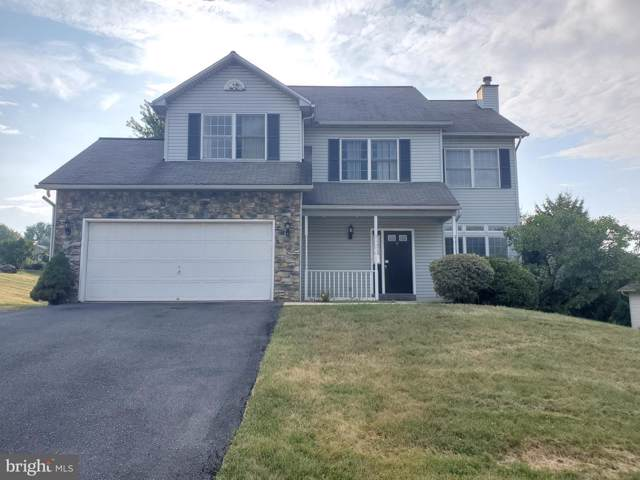 2205 Aspen Way, HARRISBURG, PA 17110 (#PADA113372) :: Liz Hamberger Real Estate Team of KW Keystone Realty