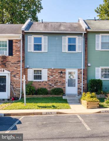 4619 Charlton Court, WOODBRIDGE, VA 22193 (#VAPW475930) :: ExecuHome Realty