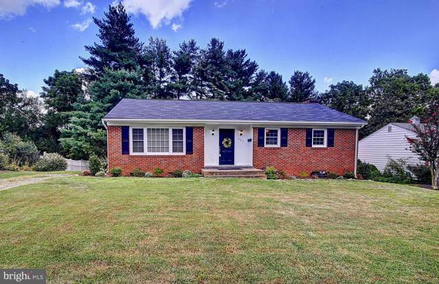 205 Belmont Drive SW, LEESBURG, VA 20175 (#VALO392020) :: ExecuHome Realty