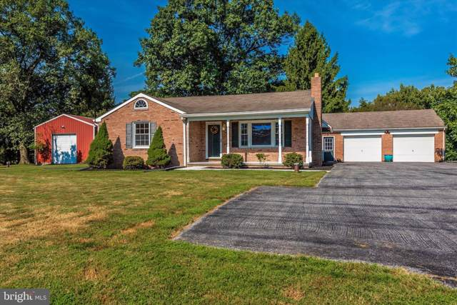 6924 Boyers Mill Road, NEW MARKET, MD 21774 (#MDFR251416) :: Charis Realty Group