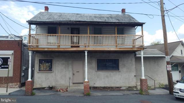 103 Valley Street Ext, MARYSVILLE, PA 17053 (#PAPY101180) :: The Joy Daniels Real Estate Group