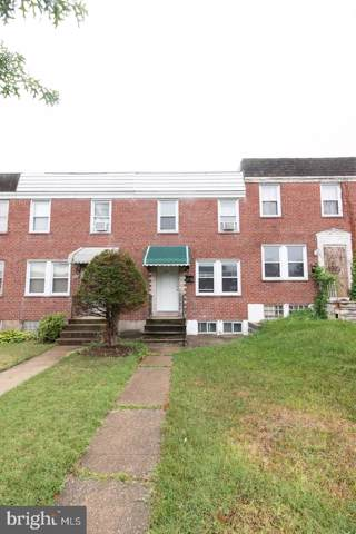 4007 Lyndale Avenue, BALTIMORE, MD 21213 (#MDBA479386) :: The Redux Group
